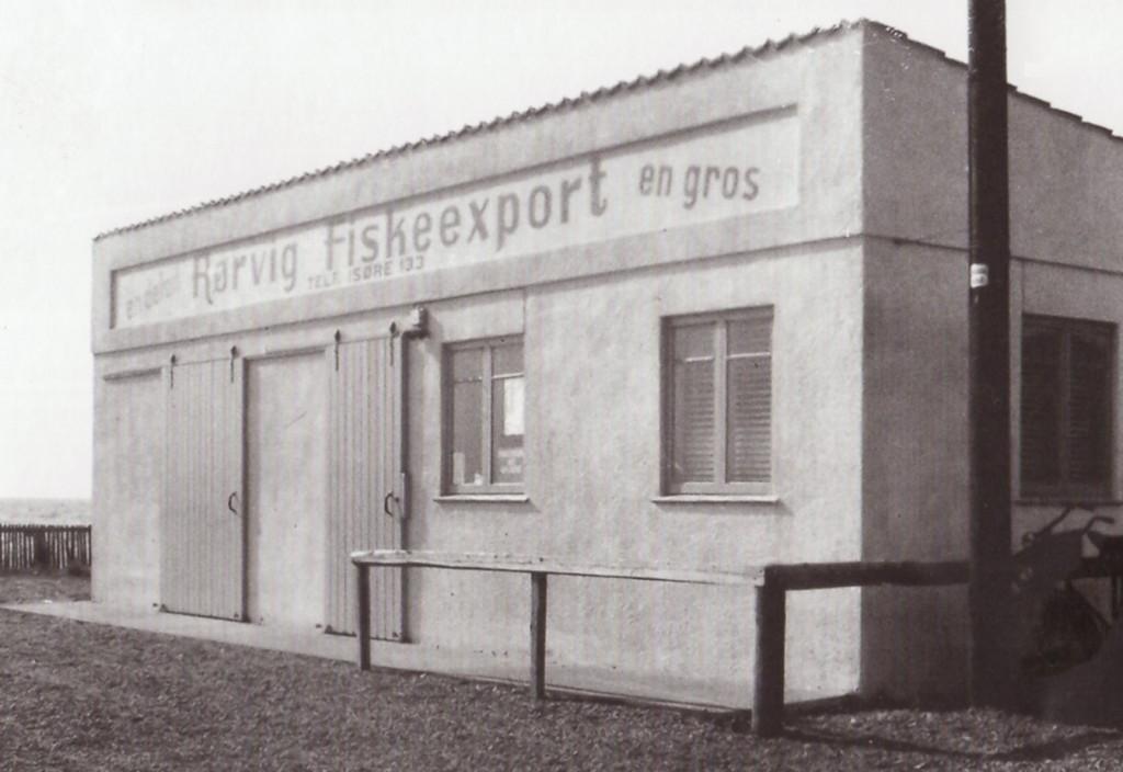 Rørvig fiskeexport