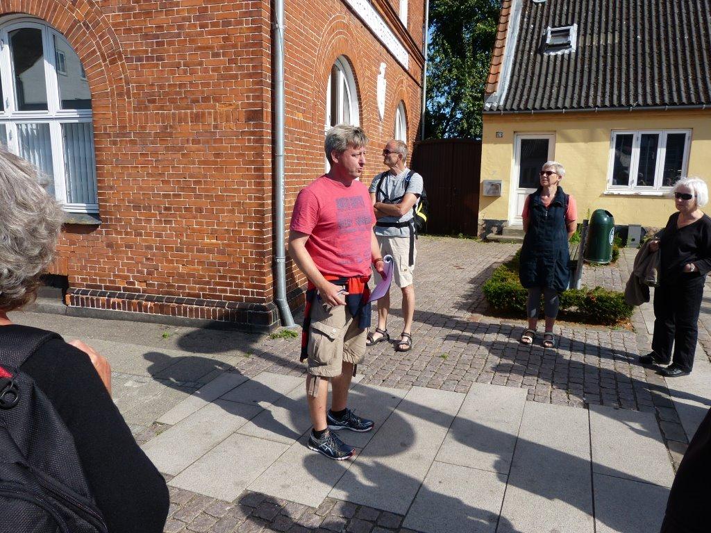 Byvandring i Nykøbing Sj med Claus Marcussen
