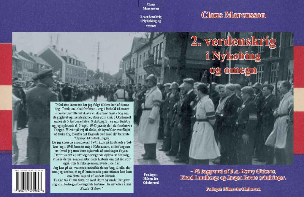 Omslag bog - 2 verdenskrig