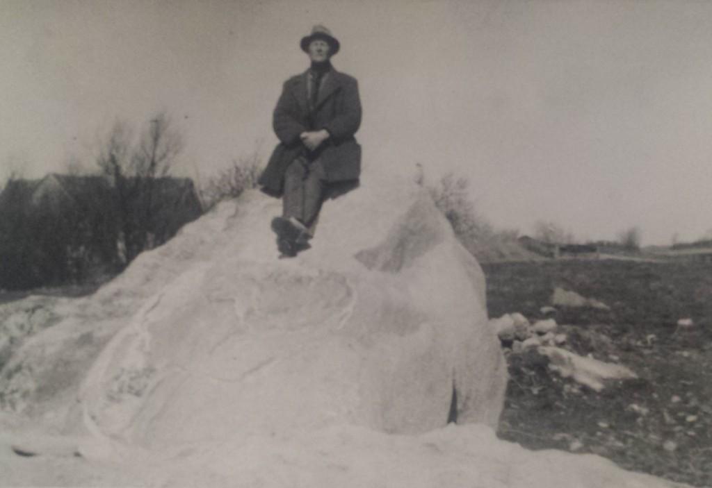 Laurits og stenen