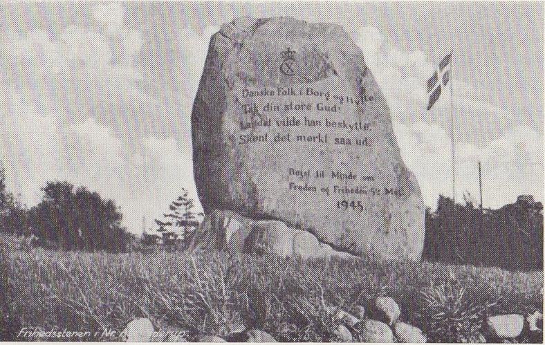 Stenen på byens bakke