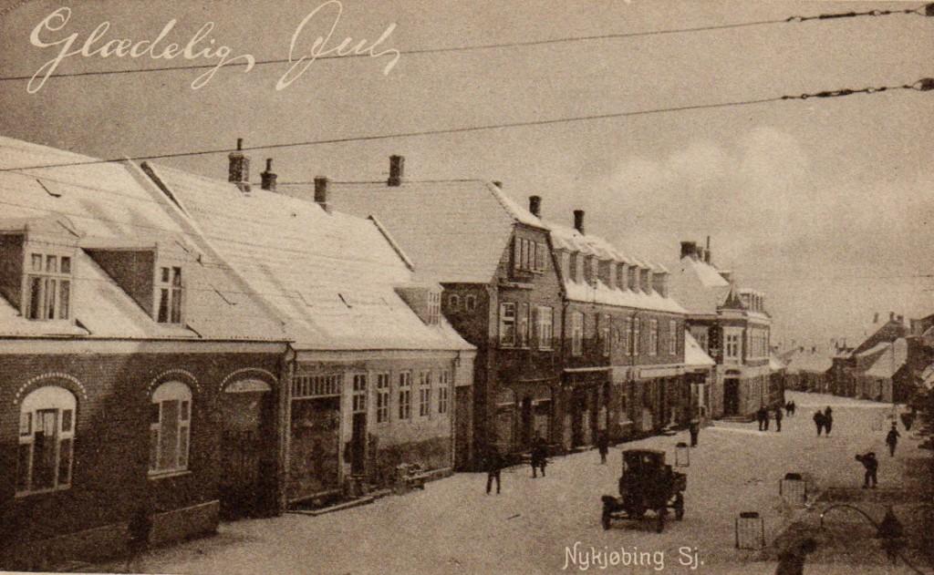 Algade Nykøbing
