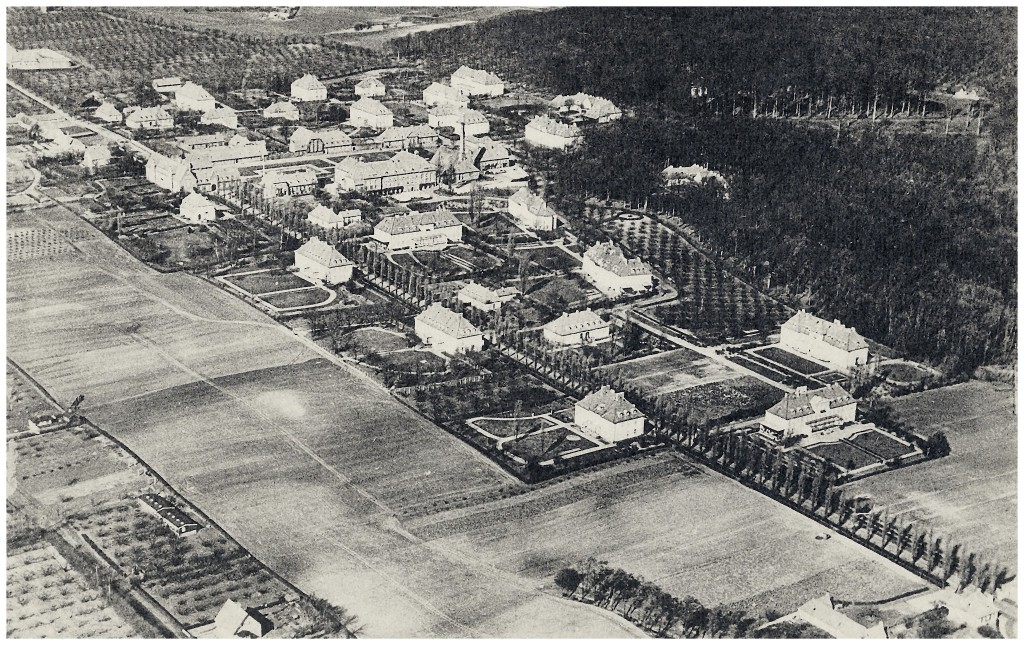 Oversigtsbillede omkring 1917