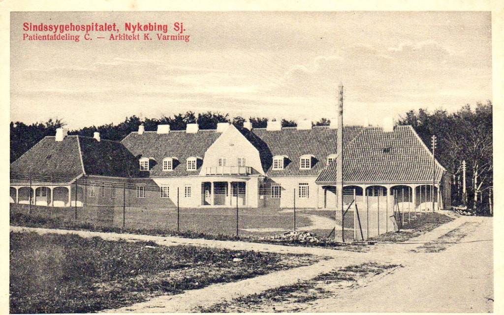 Varming - Patientafdeling C