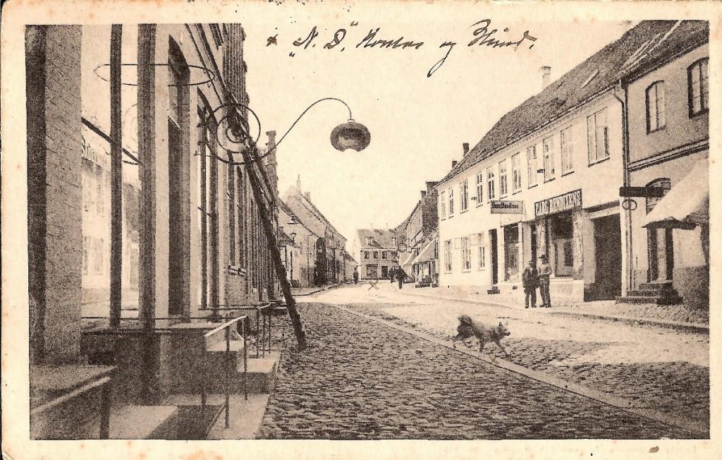 Hans Bentzen - nu Matas