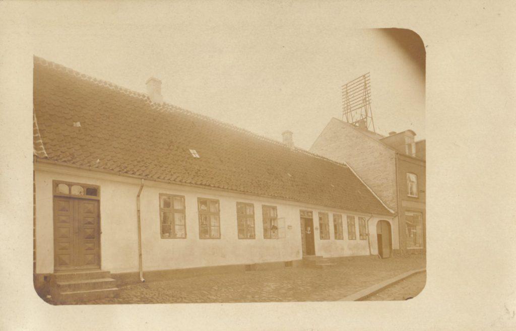 Postens historie for Nykøbing Sj | Hilsen fra Odsherred