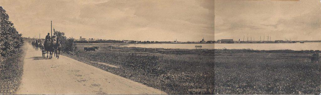 Panoramapostkort | Hilsen fra Odsherred
