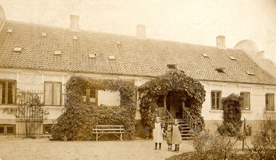 Grønnehavegaard omkring år 1900