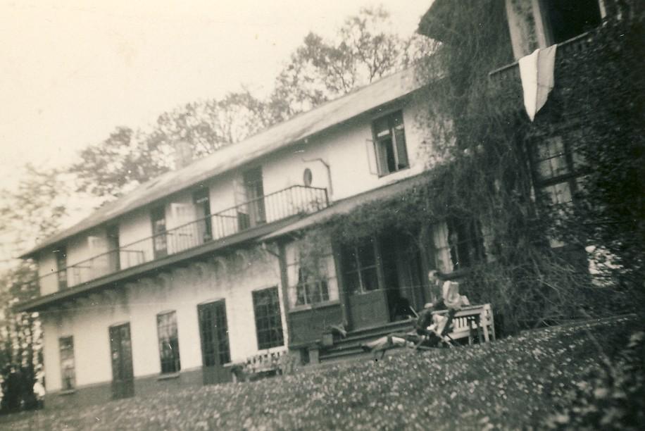 Ringholm fra Haven 1922