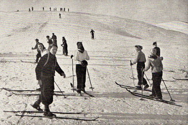 Odsherred som skisportscentrum